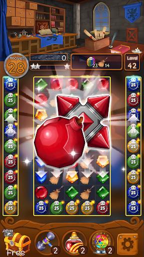Jewels Magic Kingdom: Match-3 puzzle 1.3.12 screenshots 4