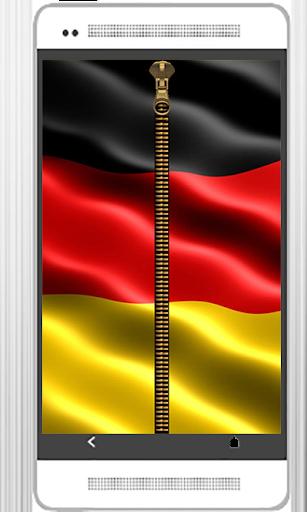 Germany Zipper Verrouillage