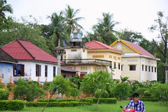 Photo: Year 2 Day 40 - Buildings in Battambang