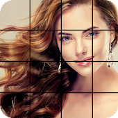 Sexy Girls Puzzles HD