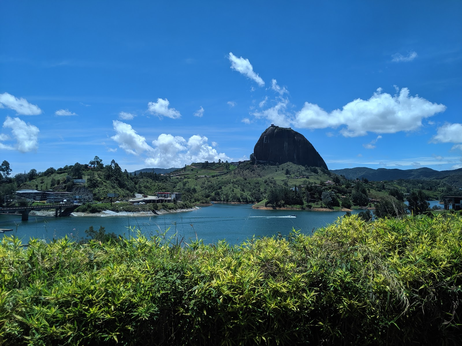 Rock of Guatapé