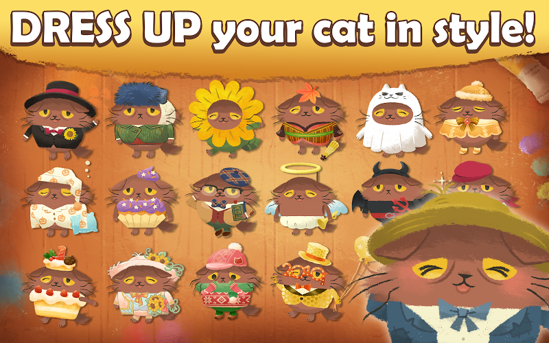 Cats Atelier -  A Meow Match 3 Game Screenshot 5