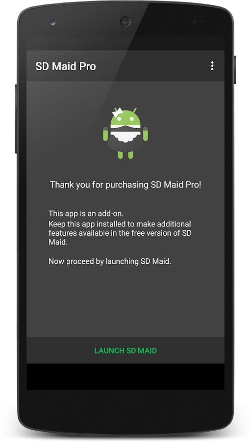 SD Maid Pro - Unlocker- screenshot