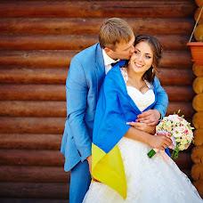 Wedding photographer Vadim Chikalo (bikervadim). Photo of 03.10.2014