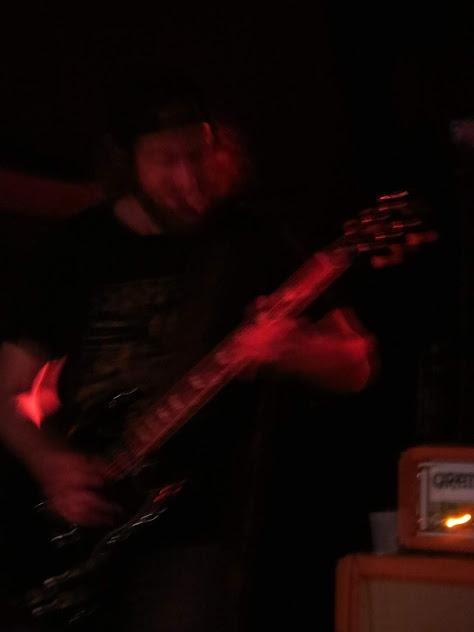 Concert Photos: Chron Goblin, Black Mastiff @ Hard Luck Bar