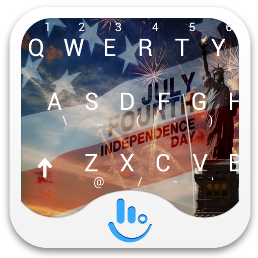 American Dream Keyboard Theme 個人化 App LOGO-APP開箱王