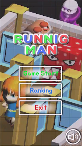 Maze Escape - Running Man