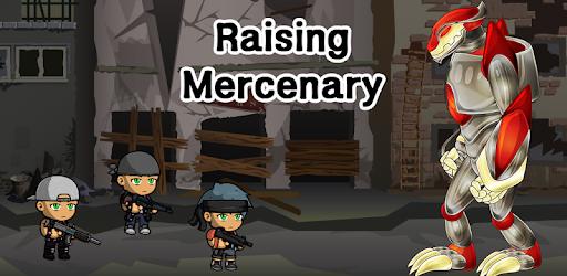 Kill Zombies And Raising Mercenary!