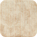 Brown paper. Live wallpapers icon