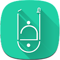 Athan prayer time with Alarm icon