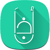 Athan prayer time with Alarm for Lollipop - Android 5.0