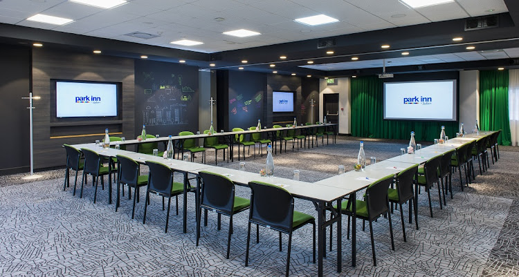 Park Inn by Radisson Polokwane - Smart Meeting Room