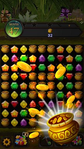 Secret Jungle Pop : Match 3 Jewels Puzzle 1.2.5 screenshots 5