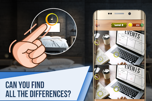 Find The Difference. Spot the Difference Game Free  screenshots 2