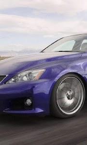 Wallpapers Cars Lexus screenshot 0