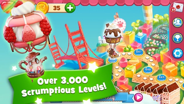 Cookie Jam - Match 3 Games & Free Puzzle Game