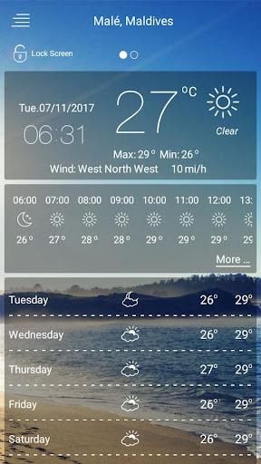weather - weather forecast  screenshots 3