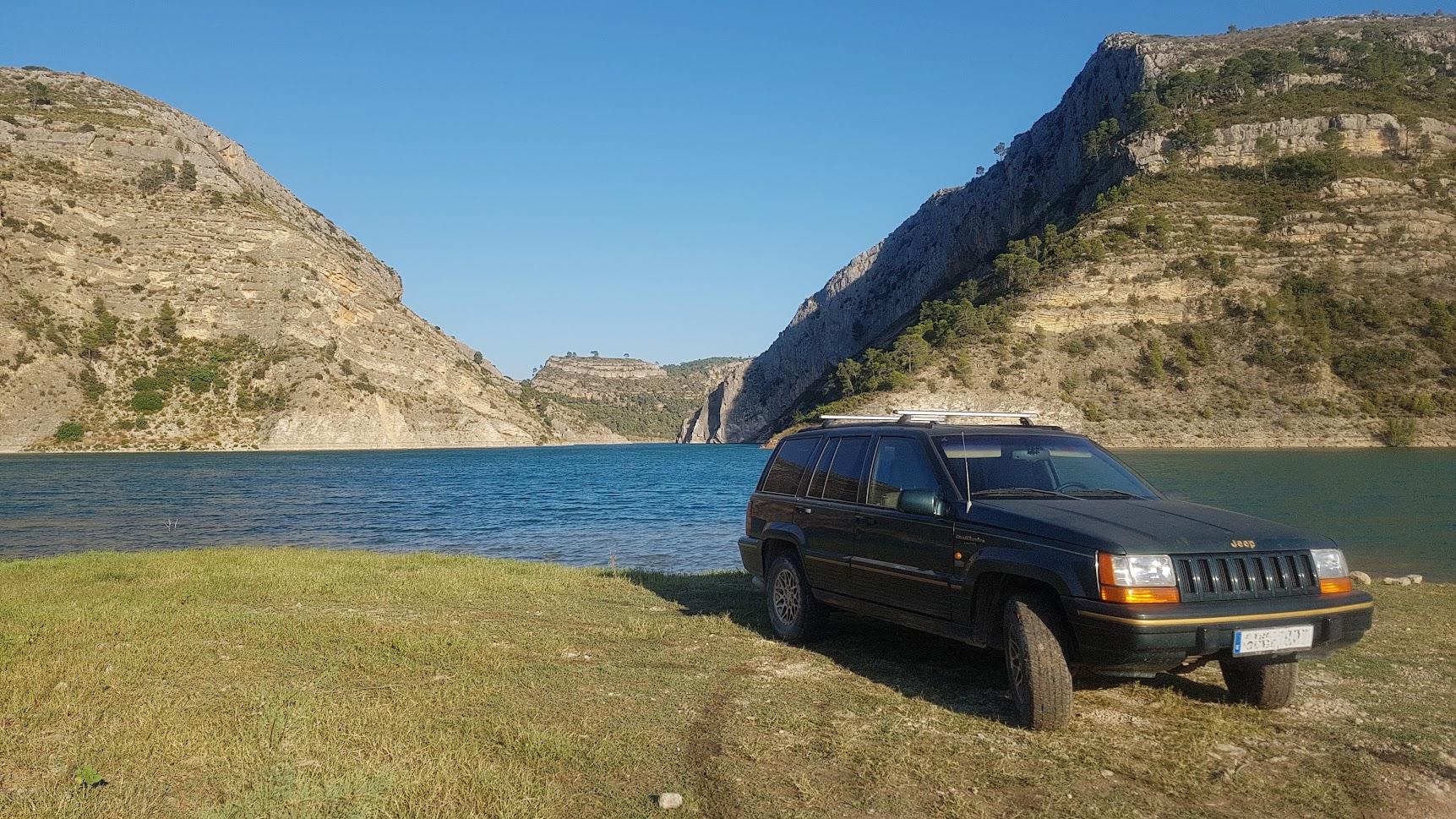 Jeep Grand Cherokee ZJ: Nuevo proyecto.