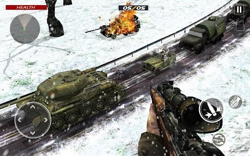 American World War Fps Shooter Mod Apk 6.0 (Unlimited Money) 8