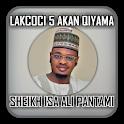 Sheikh Isah Ali Pantami - Lakcoci 5 akan Qiyama icon