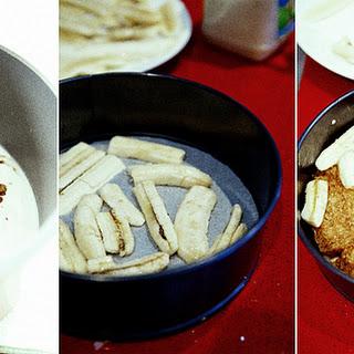 Vietnamese Caramelised Coconut Banana Bread Pudding (BáNh ChuốI NưỚNg) Recipe