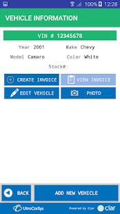 Ultracarsys Scanner - náhled