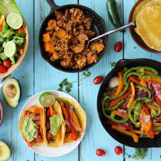 Spring Veggie Tacos