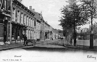 Photo: 1900 - Heuvel westzijde