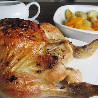 Garlic Chicken Roasted in a Bag.