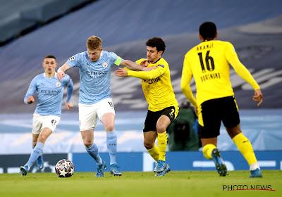 Manchester City a besoin de De Bruyne pour oublier son passé