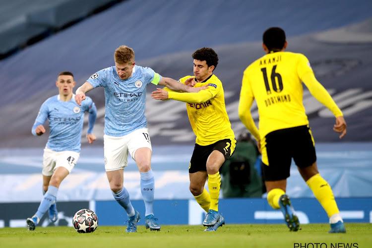 """Kopzorgen voor Manchester City? KDB en de """"tricky score"""", maar ref slokt al aandacht op"""