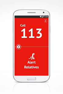 MediCall App - in an emergency- screenshot thumbnail