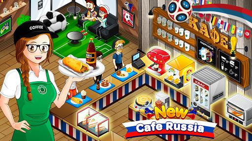 Cafe Panic: Cooking Restaurant 1.8.4 screenshots 1