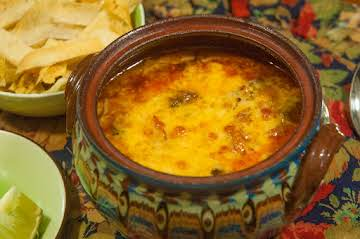 Cold Weather Comfort Food: Autumn Tortilla Soup