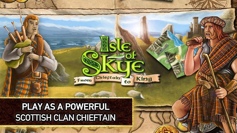 Isle of Skye: The Tactical Board Game v2 [Paid]
