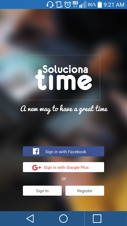 Soluciona Time- screenshot