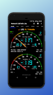 Network Cell Info Lite – Mobile & WiFi Signal 1