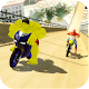 Super hero stunt bike - mega ramp racing (game)