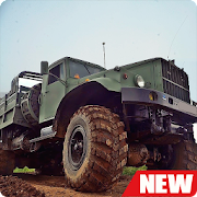 Off-Road Truck Driver : army truck simulator games
