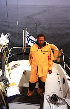 Photo: Kapteeni merellä