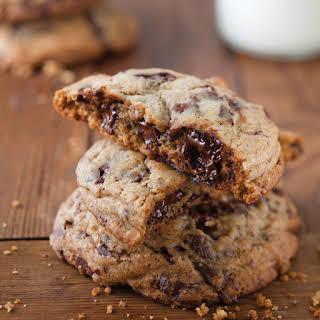 Spiced Brown Sugar Cookies.