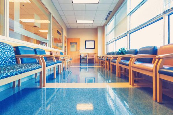 Bệnh nhân không phải chờ đợi để được khám bệnh