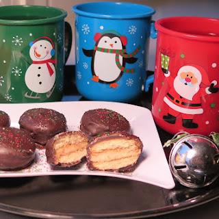 No-Bake PB Creme Filled Sandwich Cookies #FillTheCookieJar