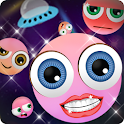 Emoji Keyboard:ET Girl