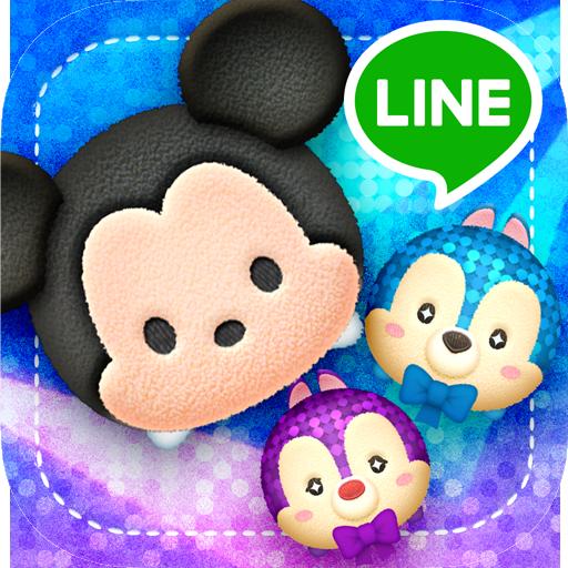 LINE:ディズニー ツムツム (game)