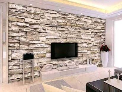 Modern Shelves TV - náhled
