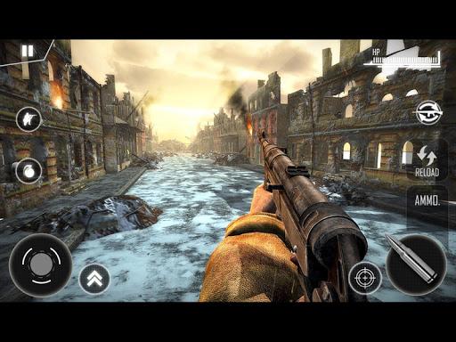 Call for War - Sniper Duty WW2 Battleground 2.3 screenshots 9