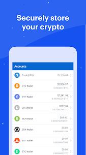 Coinbase – Buy & Sell Bitcoin. Crypto Wallet. 4