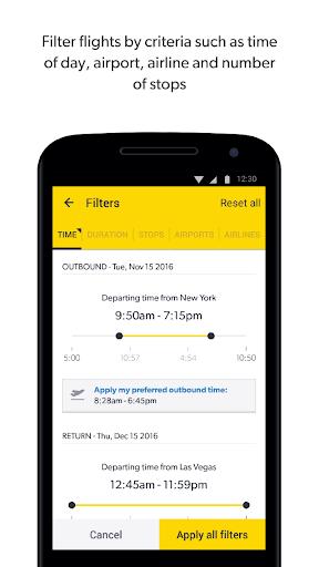 Download Cheapflights – Flight Search Google Play ...