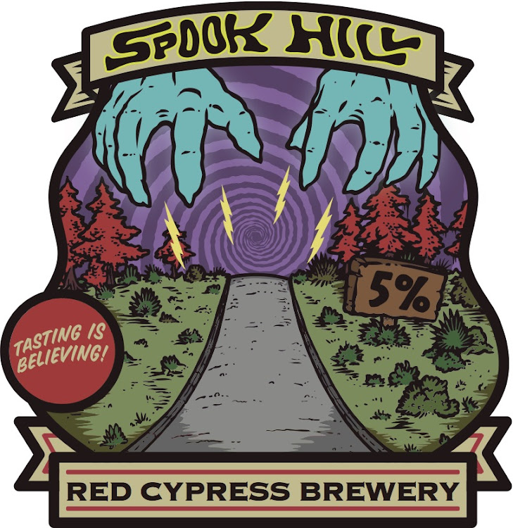Logo of Red Cypress Spook Hill Pale Ale